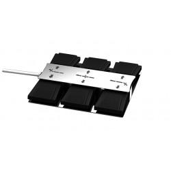 Pédale pour table 3 moteurs