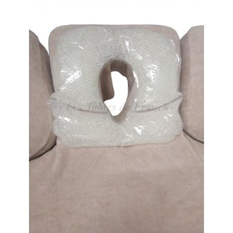 Coussin en gel pour tétière - Sensation fraicheur garantie