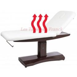 Option chauffante Table électrique TRAPP