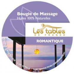 Bougie de Massage Romantique