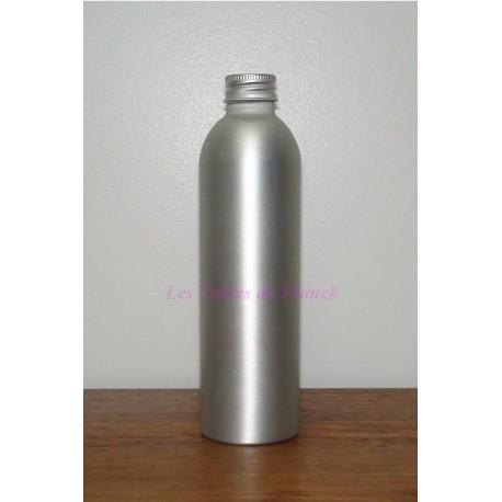 Bouteille Aluminium 250 ml + Bouchon alu