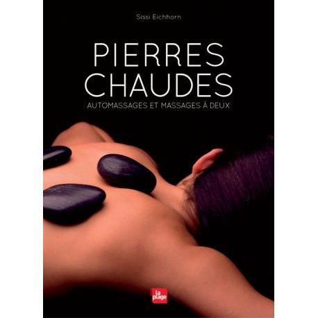 Livre Massage aux Pierres Chaudes